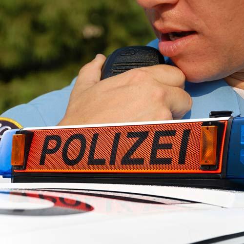 Polizeibewerber